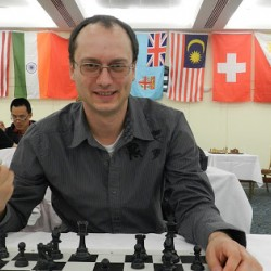 Dejan Bojkov's Chessable Photo