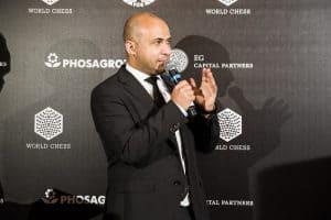 Ilya Merenzon, the chief executive of World Chess