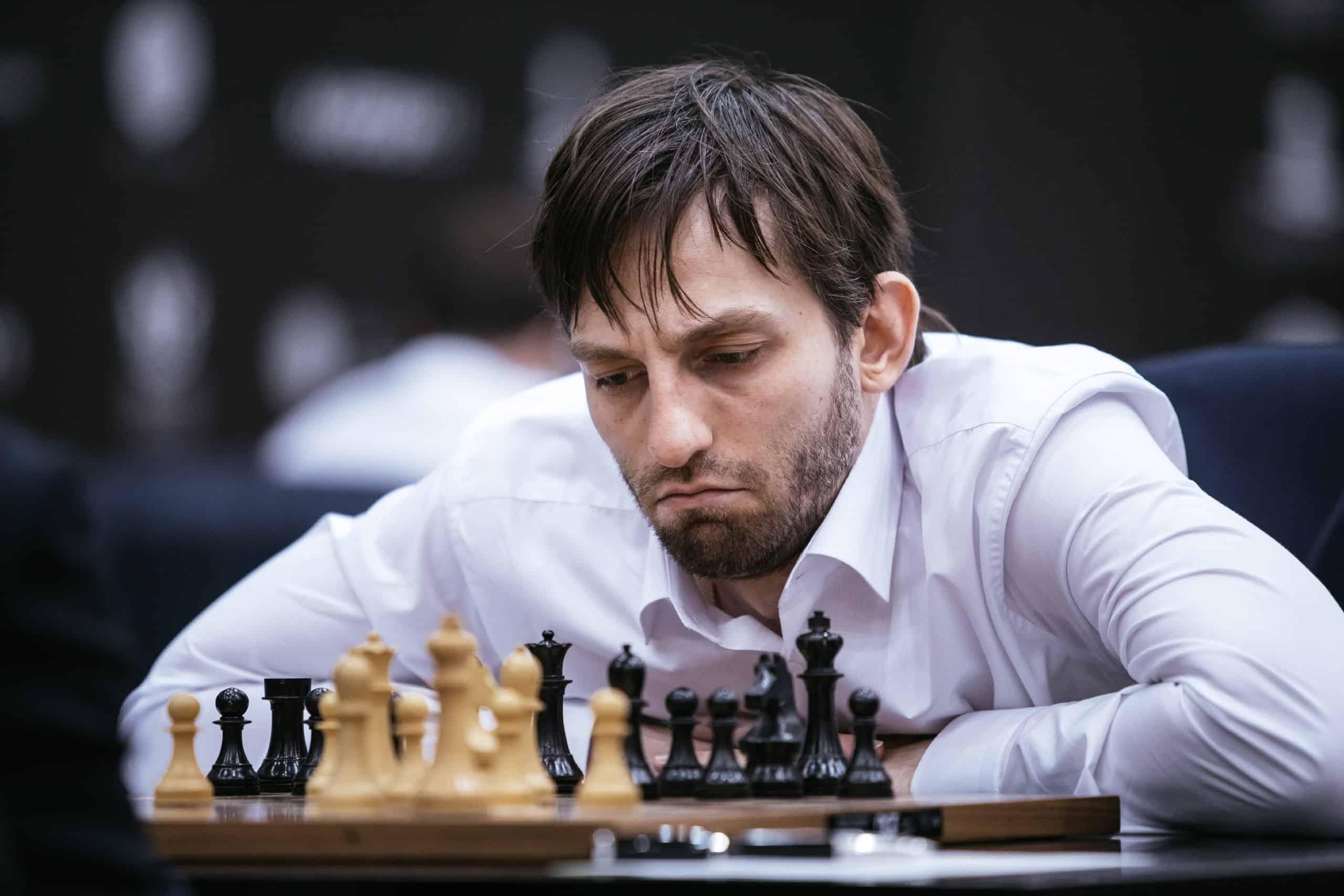 Alexander Grischuk won Sharjah on a tiebreak