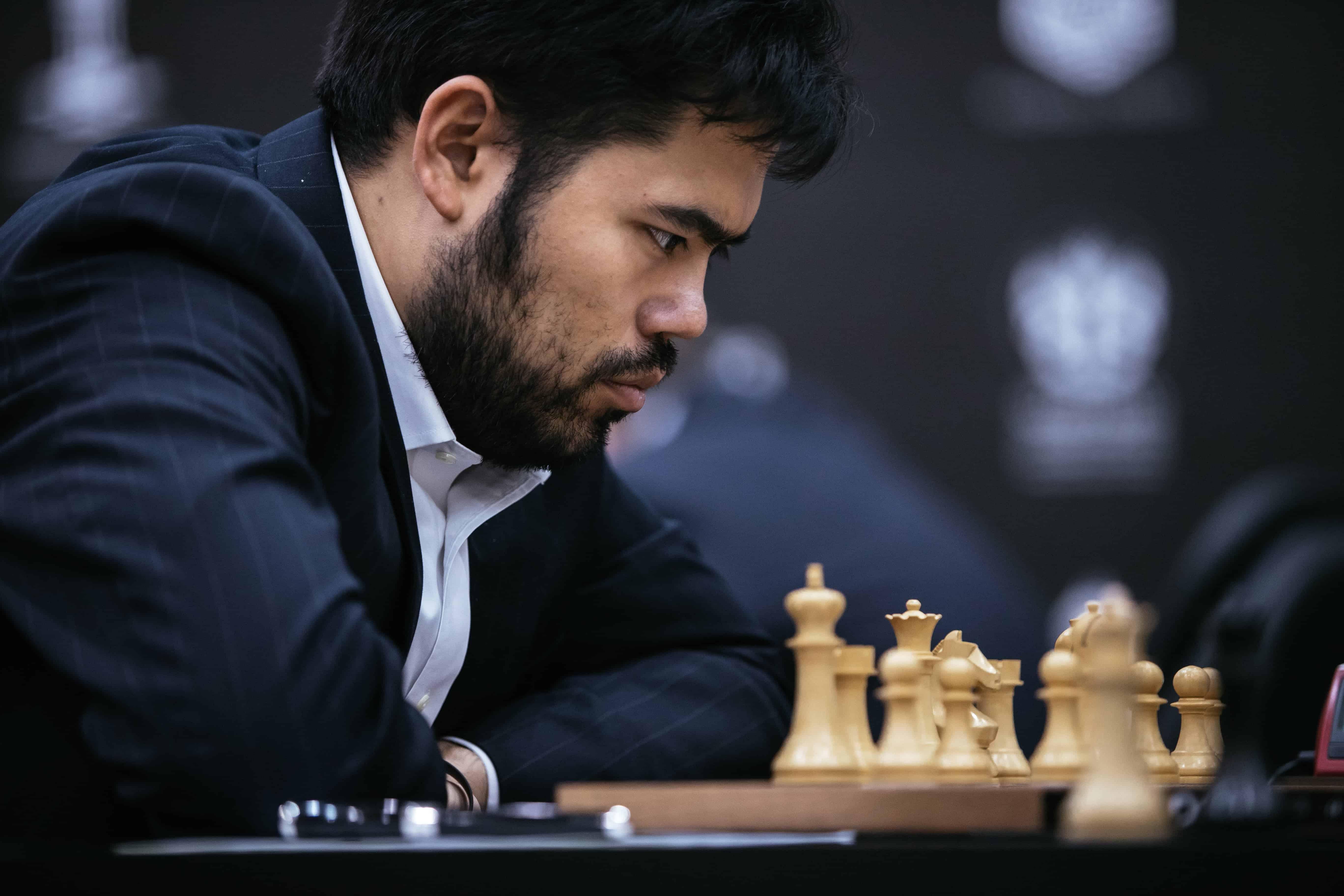 Hikaru Nakamura: An expert in chess tactics