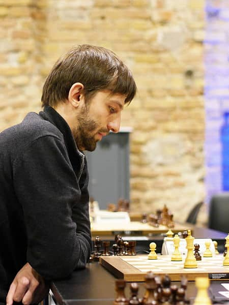 Another big name missing the Chess Olympiad is Alexander Grischuk