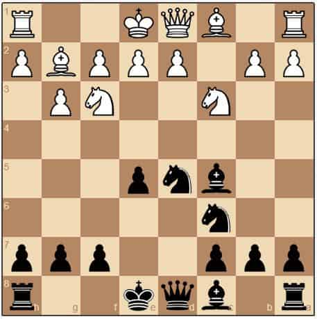 The reversed Sicilian in Carlsen V Caruana