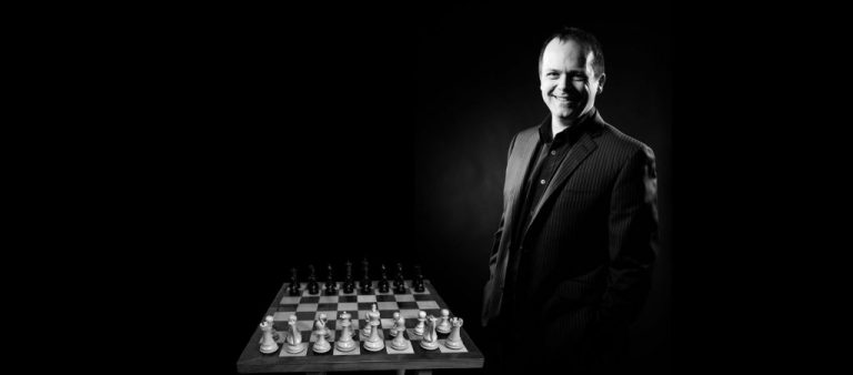 Peter Dove returned to chess after a 14-year hiatus, and his results were dramatic