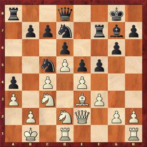 Dobov Carlsen King's Indian Defence Blitz Chess