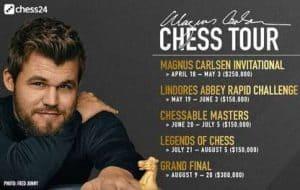 Magnus Carlsen Chess Tour