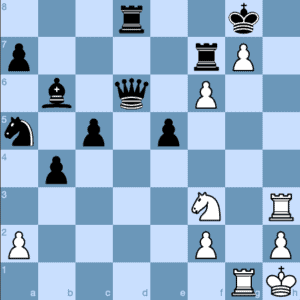 Checkmate Pattern Anderssen's Mate