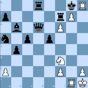 Rh8 checkmate