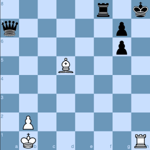Greco's Mate Checkmate Pattern