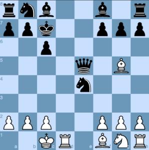 Checkmate Pattern Reti's Mate