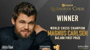 chess24 Legends of Chess Winner