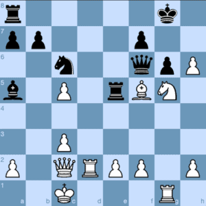 Chessable Authors in Action: Erwin L'Ami Sacrifices a Knight