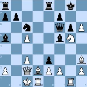 Caruana Counter Attack