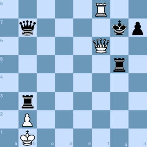 Picturesque Checkmate