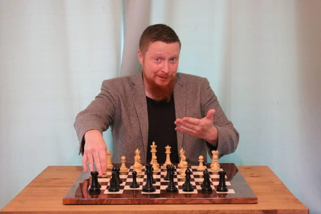 Grandmaster Simon Williams