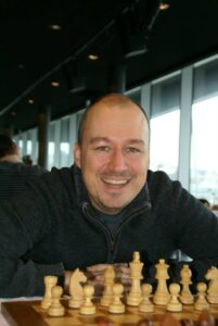 Grandmaster Alex Colovic