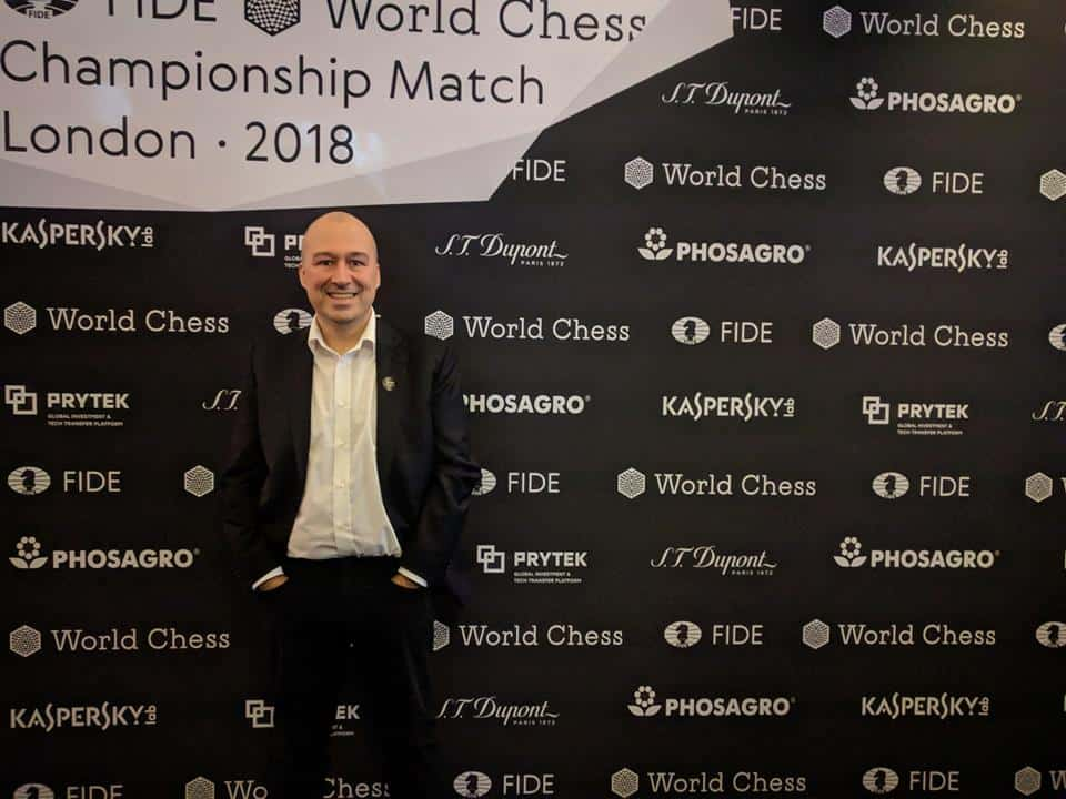 Grandmaster Colovic