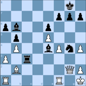 Rubinstein Checkmating Rotlewi