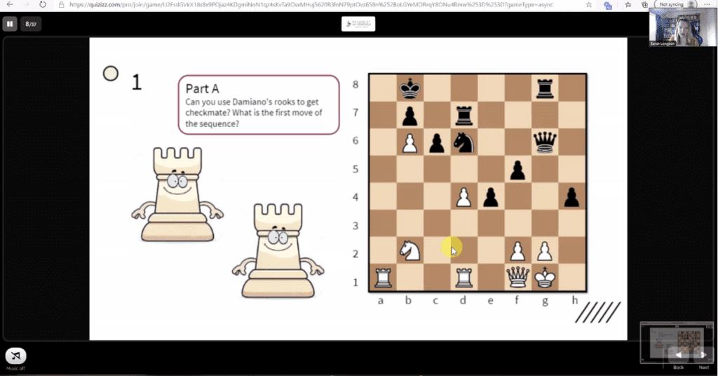 UK Chess Challenge