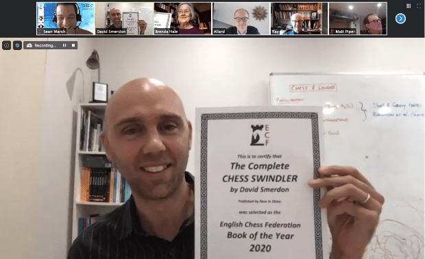ECF Book of the Year Award