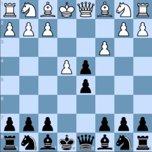 The Danish Gambit Declined