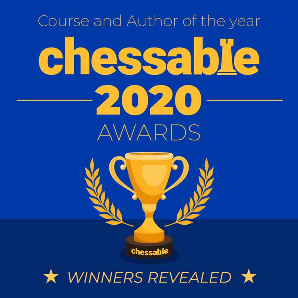 Chessable Awards 2020 Winners Revealed