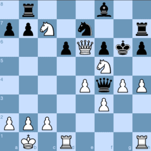 Checkmate in Three Moves
