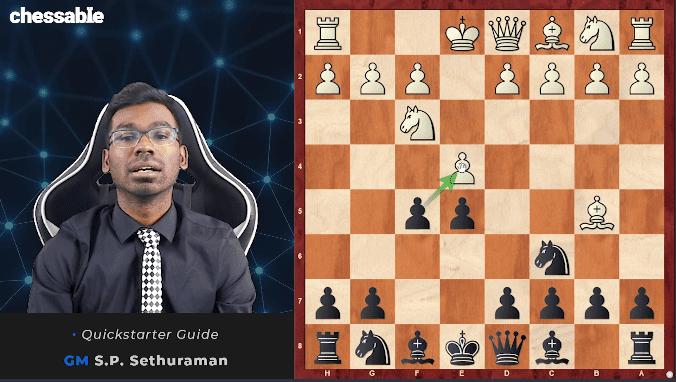 Chessable Course Jaenisch Gambit