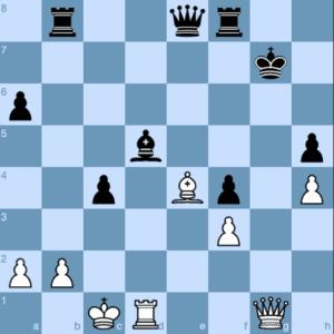 The Iron English Opening: White Wins