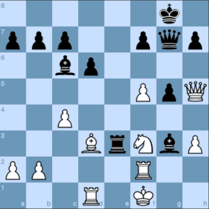 Transposition to a Winning Endgame