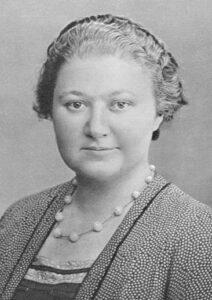 Vera Menchik was the first Women's World Chess Champion