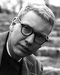 Walter Tevis, author of 'The Queen's Gambit'