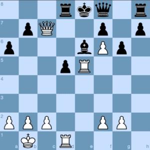 Bogoljubov Checkmating Attack