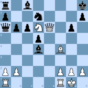 Bogoljubov Checkmate Attack