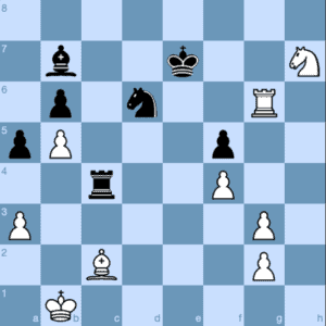 Shirov's Success - Missed Opportunity