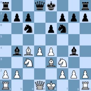 Chigorin Defense:3.Nc3 dxc4