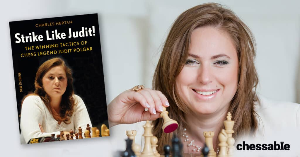 Judit's Chessable Course