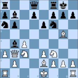 Carlsen Misses Best Move