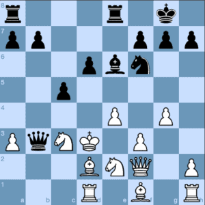 M. Carlsen – A. Tang