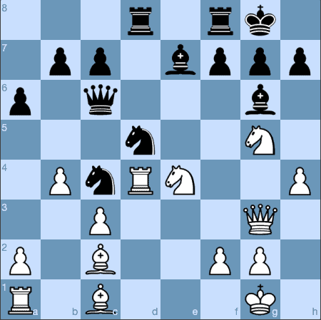 Carlsen Second Fiddle 1