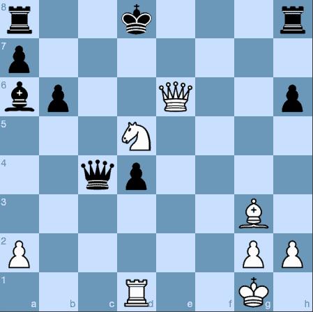 Grunfeld Checkmates 10