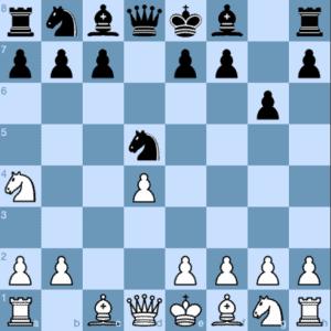 Grünfeld Defense 5.Na4