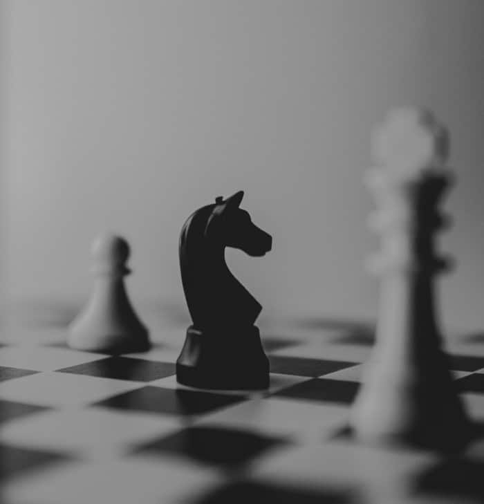 The Mindfulness of a Chess Player