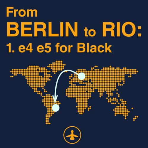 From Berlin to Rio