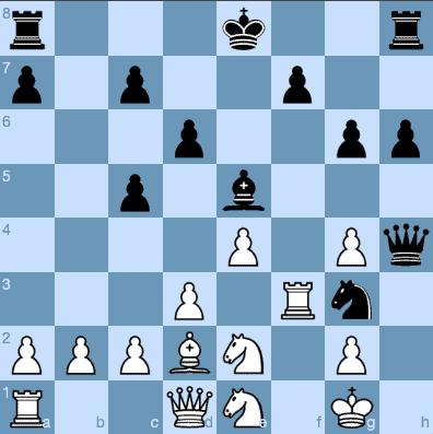 Ruy Lopez Checkmates 13