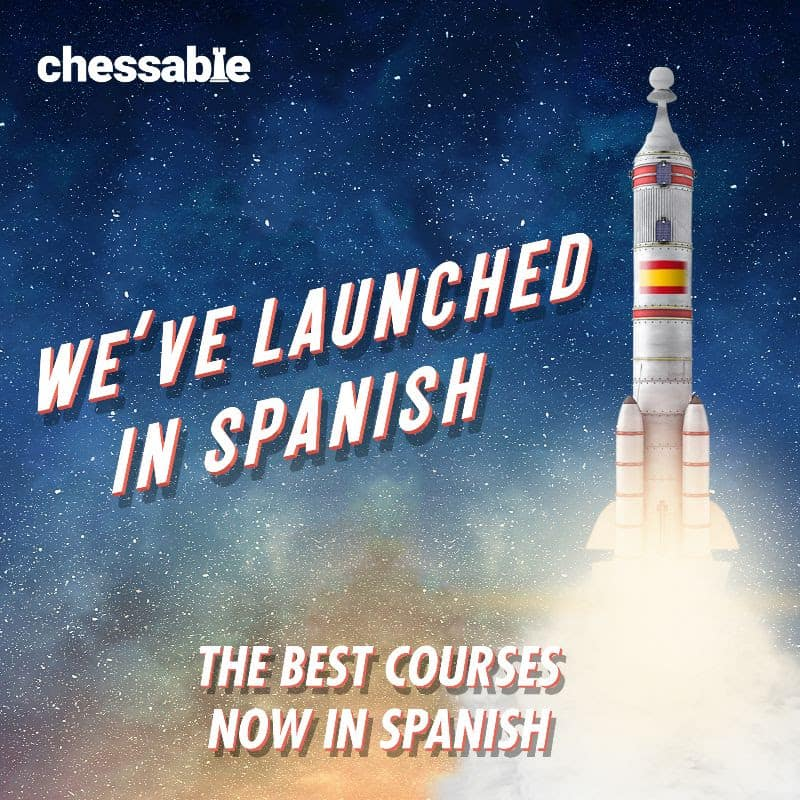 Spanish Launch in English