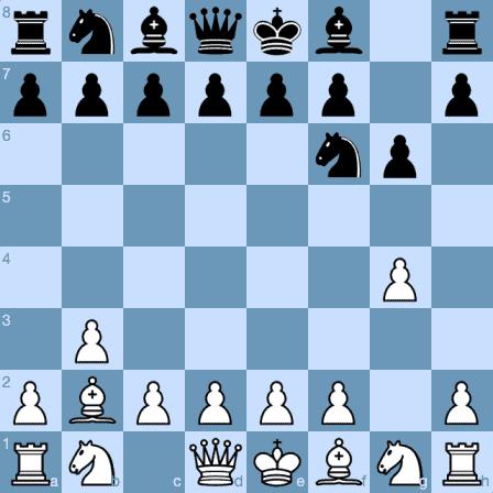 1.b3 2
