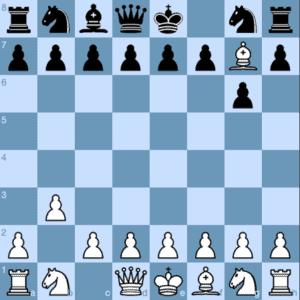 1.b3 3