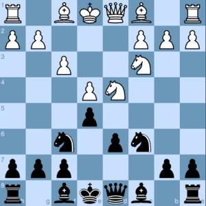Classical Sicilian: f3 e5!