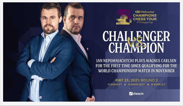 Crypto Cup Challenger and Champion