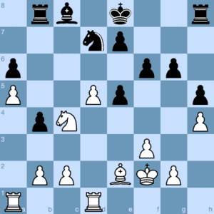 Kasparov Opens a Second Front